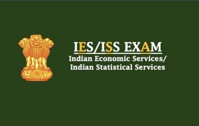 Indian Economic Services and Indian Statistical Services