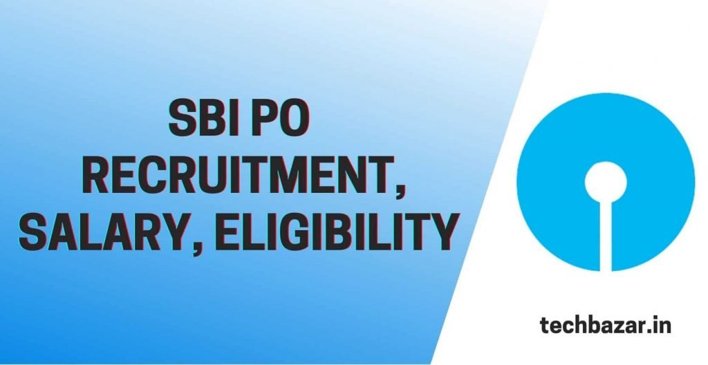 SBI SO 2021 recruitment