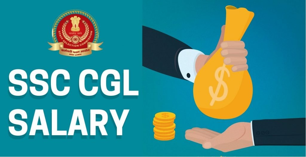 Picture showing SSC CGL Salary in 2021 with exchange of money