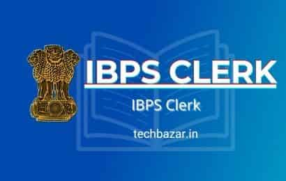 IBPS CLERK 2021 Bank Exam