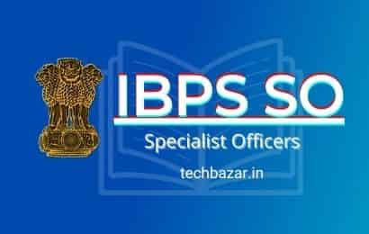 IBPS SO 2021 Bank Exam
