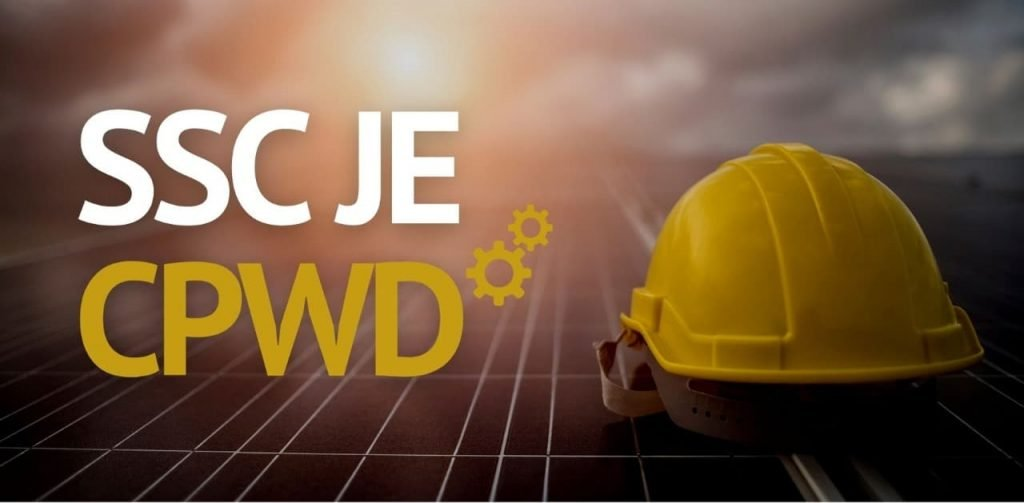 SSC Junior Engineer (CPWD)